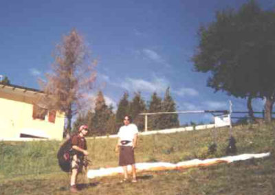 corso parapendio 1 2000