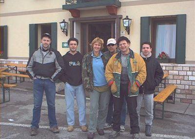 gruppo - corso n1 2000 Mai Strac