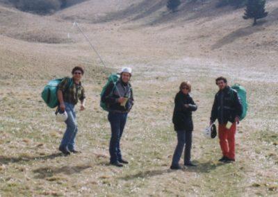 in campetto - corso n1 2000 Mai Strac