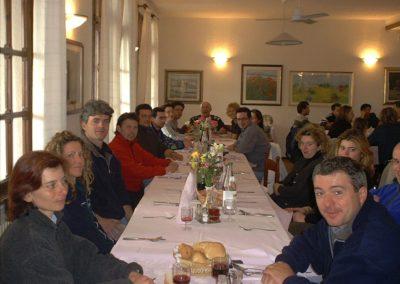 pranzo revine - corso n1 2000 Mai Strac