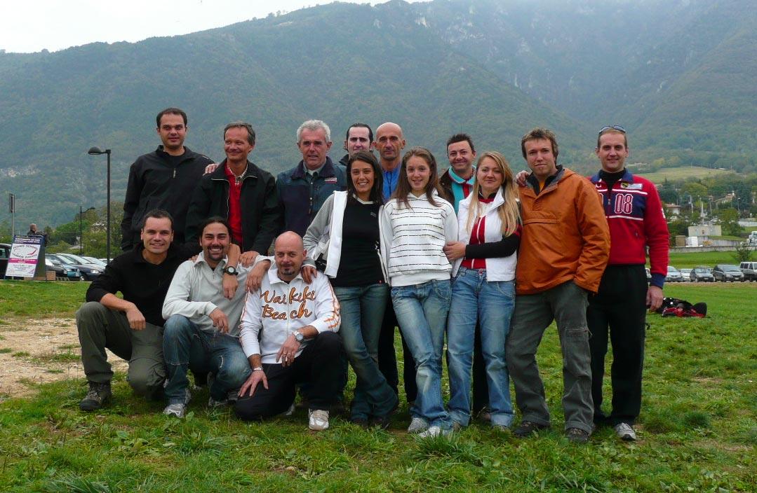 Corso di parapendio n1 2007: Impara a Volare