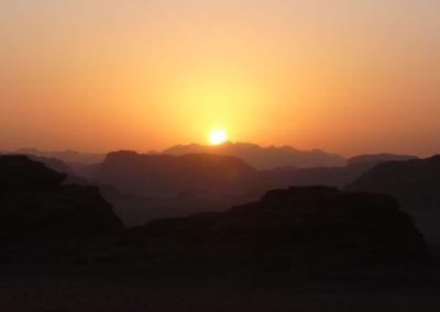 gita giordania 2009 parapendio