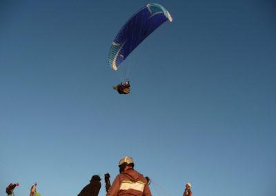 gita parapendio marocco 2013