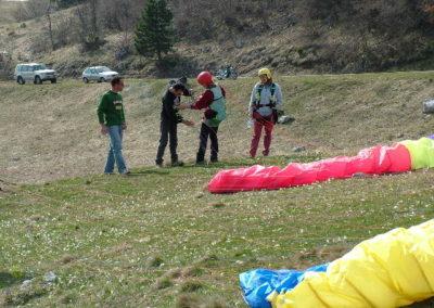 corso parapendio 01 2004