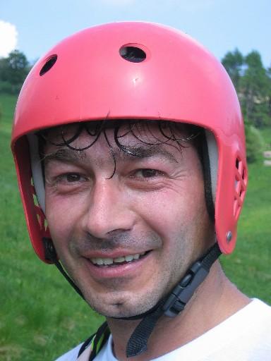 Fernando - corso parapendio 1 2005