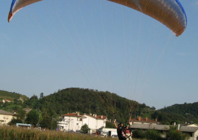 gita a san michele parapendio 2006