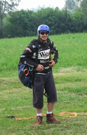 Nando - corso parapendio 1 2005