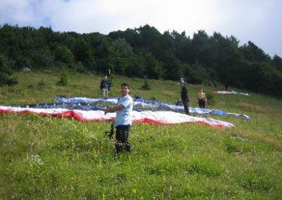 Prepara - corso parapendio 1 2005