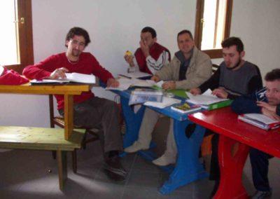 aula1 - corso parapendio 1 2002