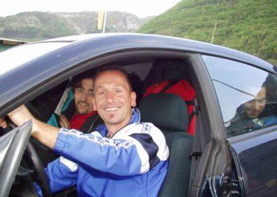 auto - corso parapendio 1 2002