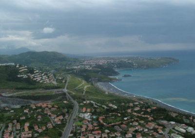 gita in Calabria parapendio 2004