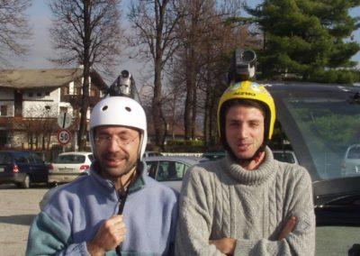 cameramen - corso parapendio n2 2003
