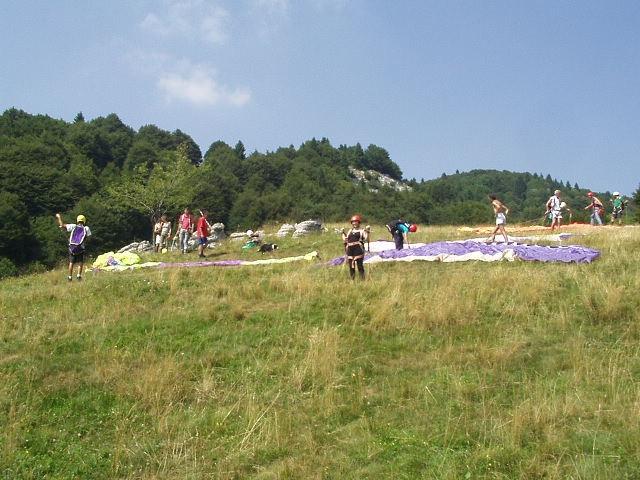 campetto - corso parapendio n2 2003