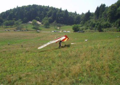 campetto delta - corso parapendio n2 2003