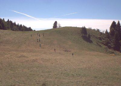 campetto nord - corso parapendio 02 2001