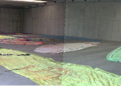 capannone - corso parapendio 02 2001