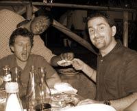 cena - corso parapendio 1 2003 - finchelavelava