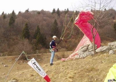 ciliegio - corso parapendio 1 2002