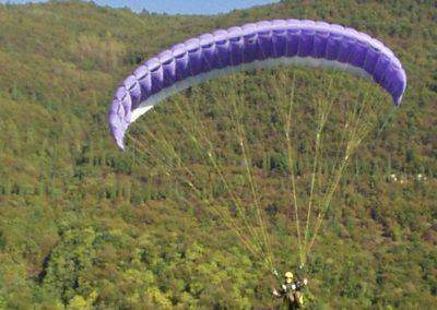 davide - corso parapendio 2 2002 - Dove non osano le aquile