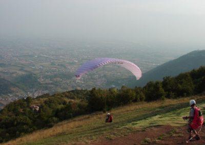 alberto - corso parapendio n2 2003