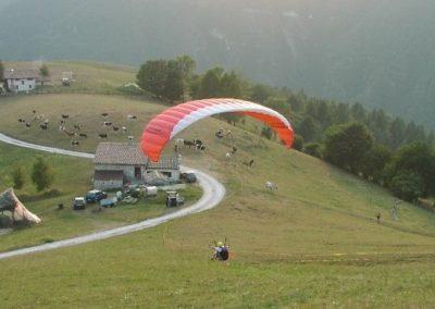 cristina - corso parapendio n2 2003