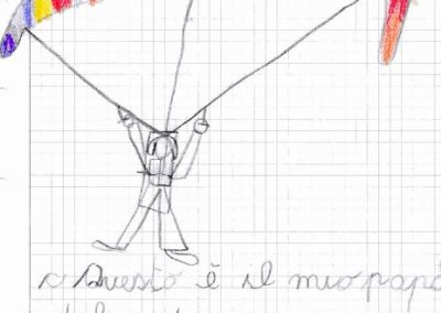 disegno dodo - corso parapendio 1 2005