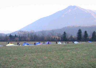 feltre finale - corso parapendio 02 2001