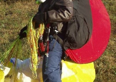 giovanni - corso parapendio n2 2003