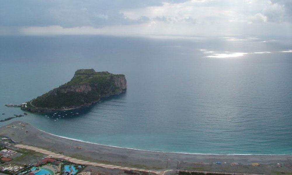2004: gita in Calabria