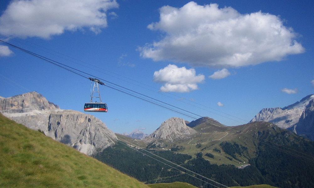 2006: gita a Canazei