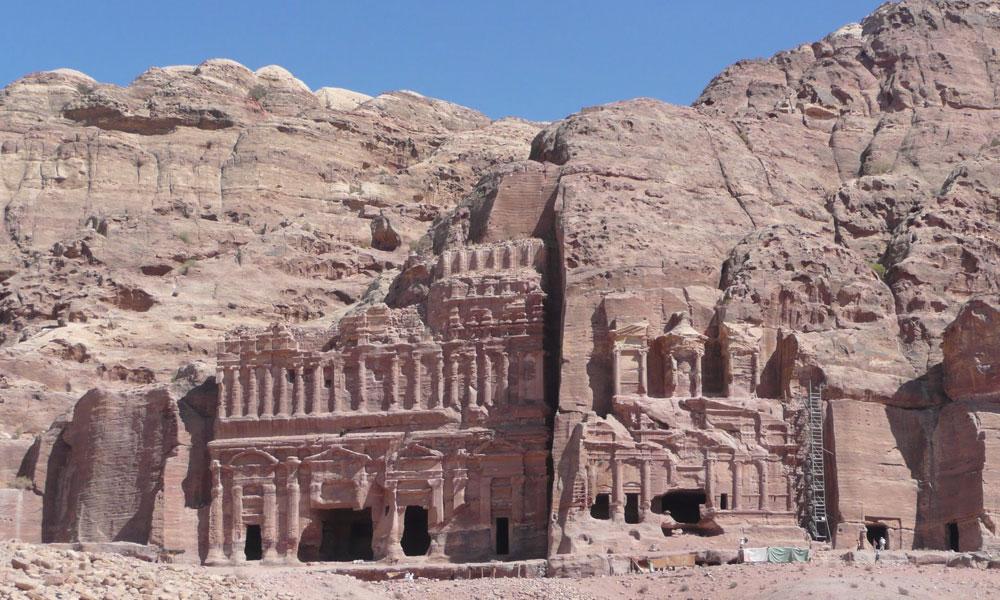 2009: Viaggio in Giordania