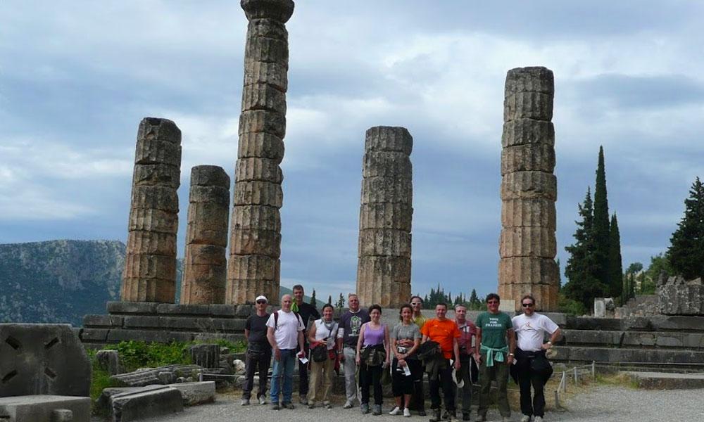 2012: Gita in Grecia
