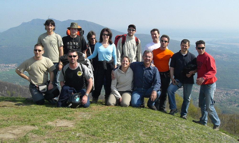 2006: gita a Laveno