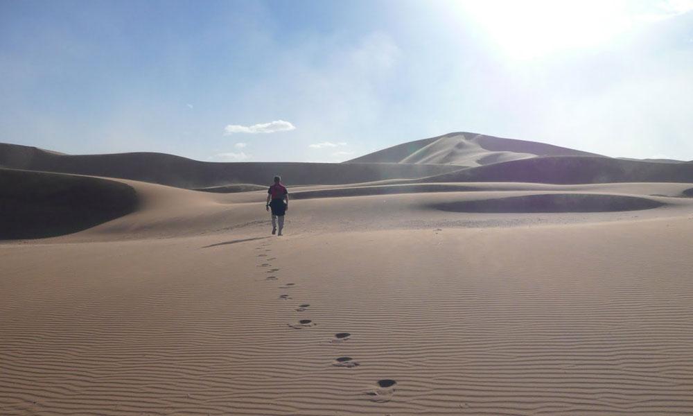 2011: Gita in Marocco