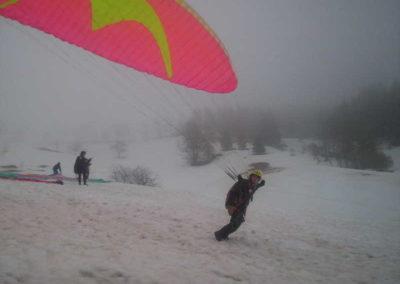 gonf alberto - corso parapendio 01 2004