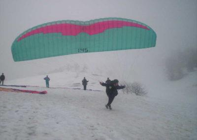 gonf italo - corso parapendio 01 2004