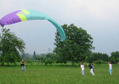 gonf bimbi - corso parapendio 1 2005