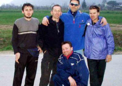 gruppo - corso parapendio 1 2002