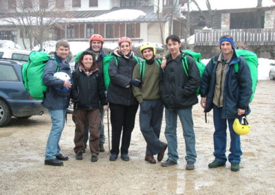 gruppo camol - corso parapendio 01 2004