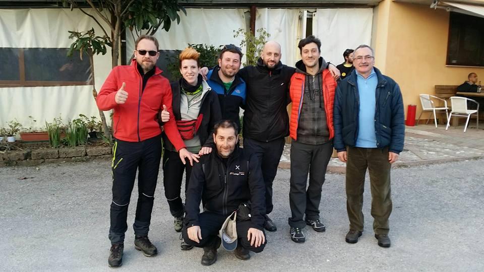 gruppo corso parapendio 2015-2016