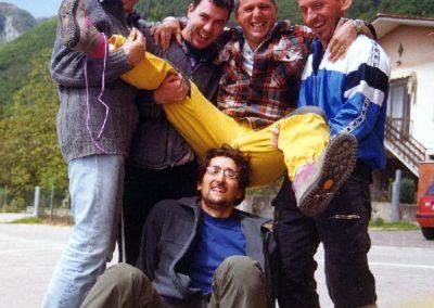 gruppon - corso parapendio 1 2002