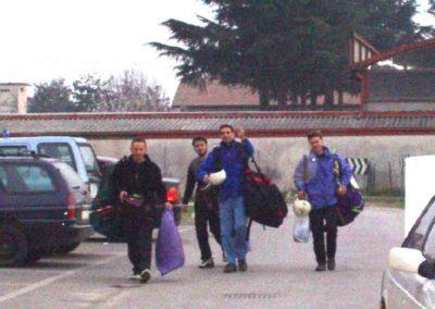 il ritorno degli eroi - corso parapendio 1 2002