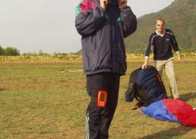 il vario di puly - corso parapendio n2 2003
