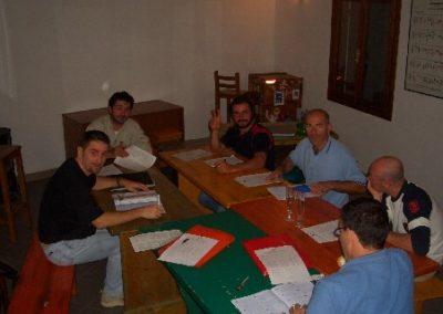 lezione - corso parapendio 1 2005