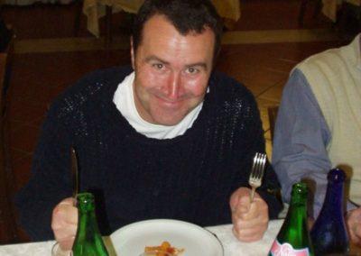 loris cena - gita norma 2003 parapendio