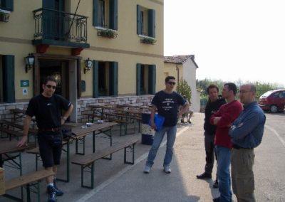 mattina tillys - corso parapendio 1 2005