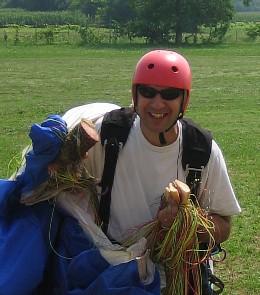 panin stef - corso parapendio 1 2005