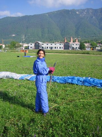 primo daria - corso parapendio 1 2005