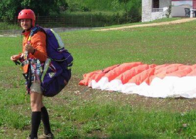 primo giovanni - corso parapendio 1 2005