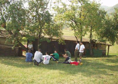 relax ai cucati - corso parapendio n2 2003